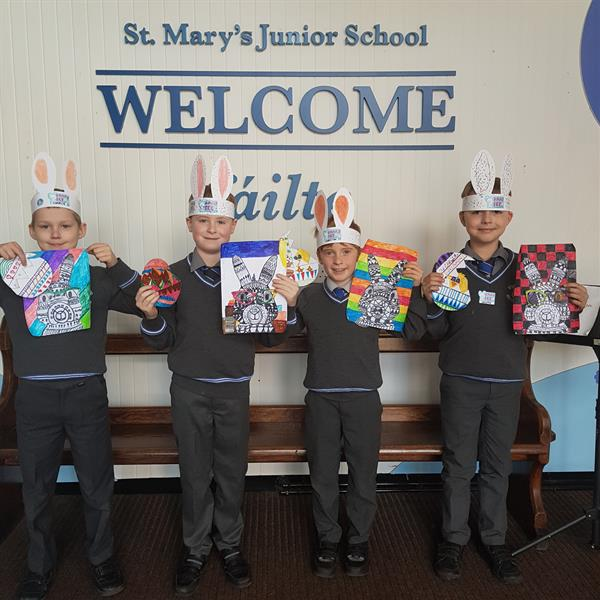 Easter Celebrations and Friendship Week