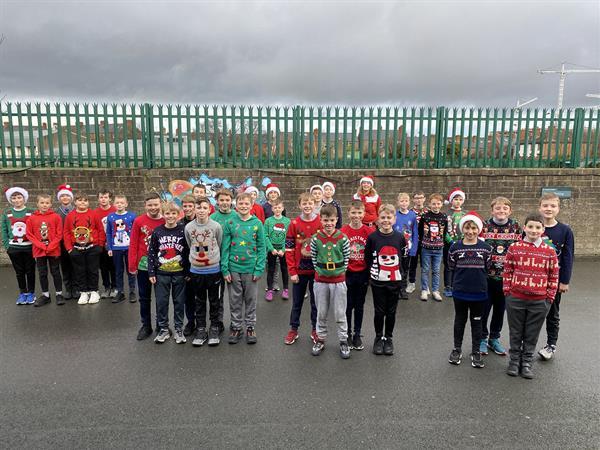 Christmas Jumper Charity Fundraiser