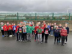 Form 5.1 Christmas Jumper Charity Fundraiser