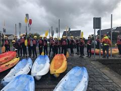 6th Class Visit to Carlingford