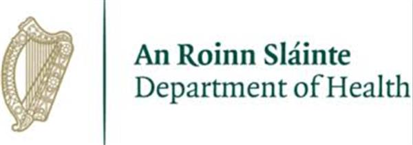 Letter from Dr Ronan Glynn, Department of Health