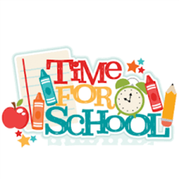 Return to School Times (Same as before Christmas)